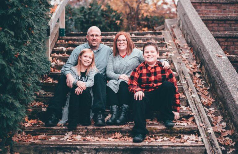 Gutes Leben in der Familie