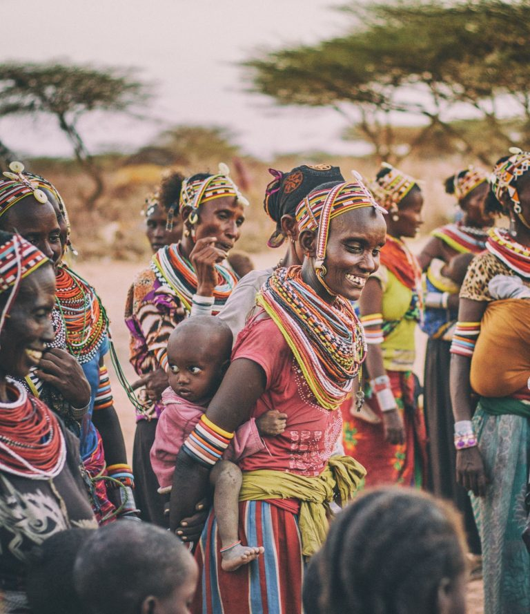 Frauen in Kenya