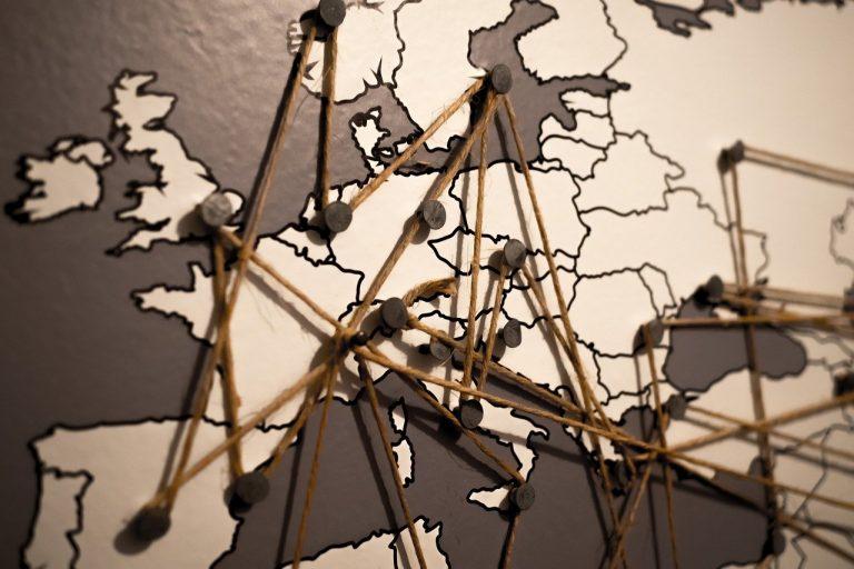 Vernetzung in europa